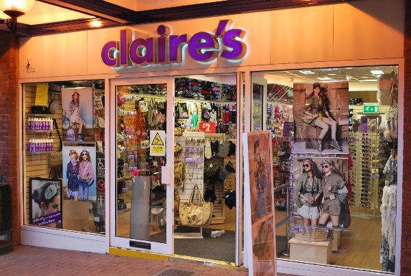 Claire's student discount guide