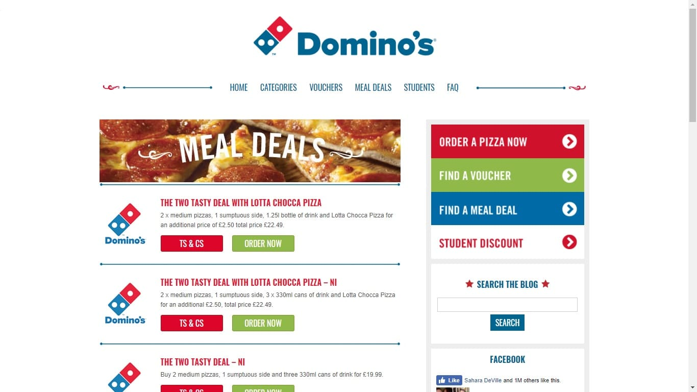 dominos nus guide