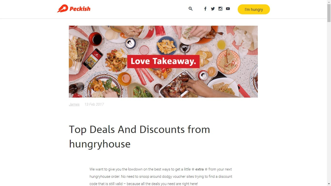 hungry house nus deals