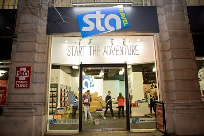 sta travel student discount guide