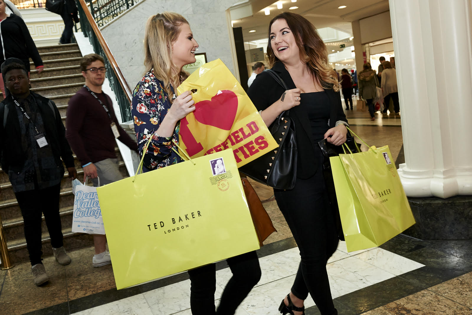 shopping with top student discounts
