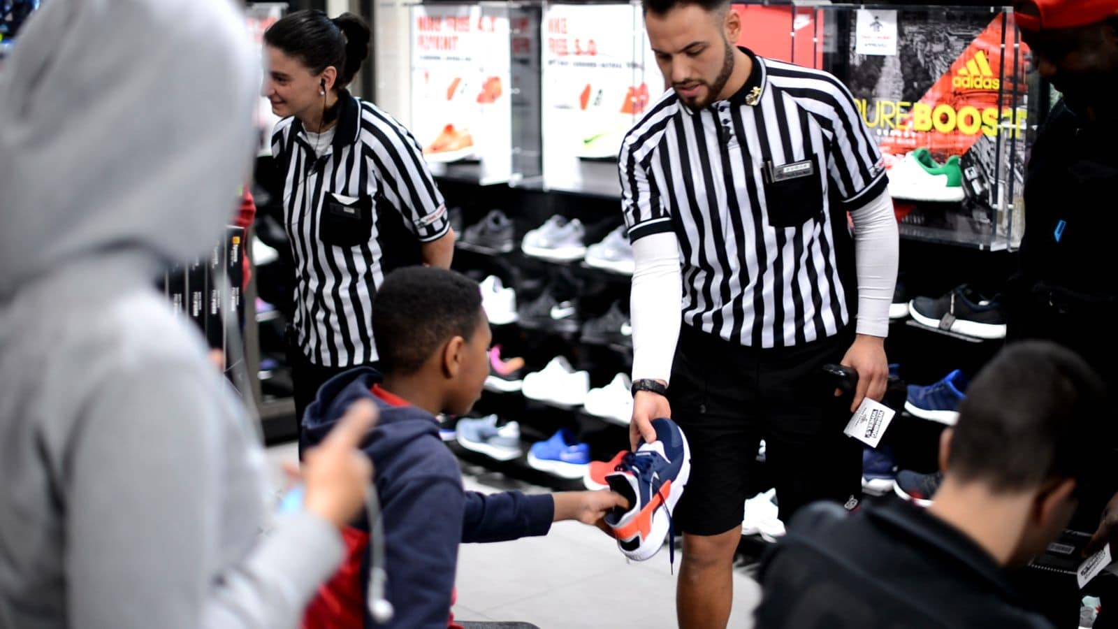 foot locker students
