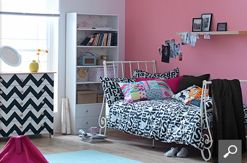 argos student bedroom furnishings