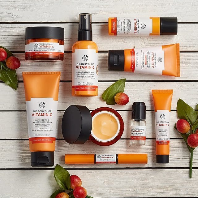 the body shop student discount in store