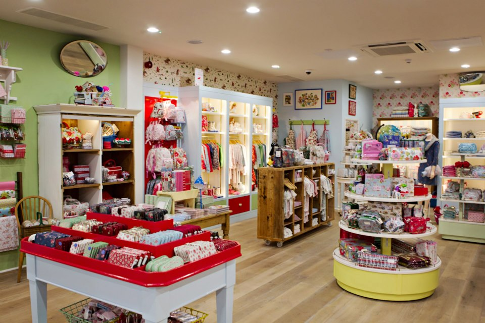 cath kidston student discount guide in store