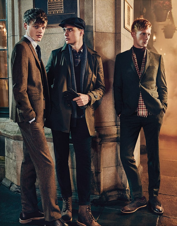 ben sherman casual suits for students