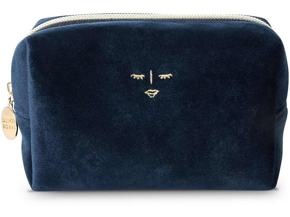 oliver bonas cosmetic bag