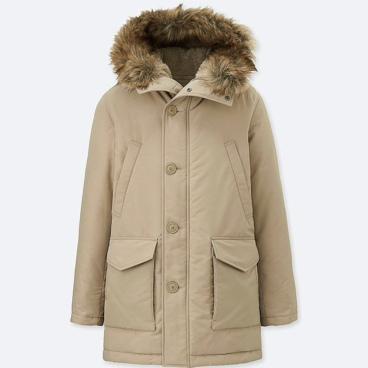 uniqlo student discount jacket