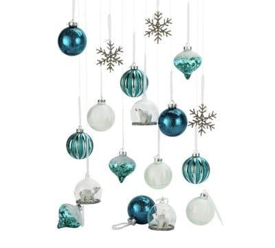 argos christmas decorations