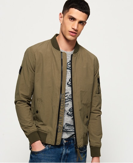ROOKIE AIR CORP BOMBER SUPERDRY JACKET