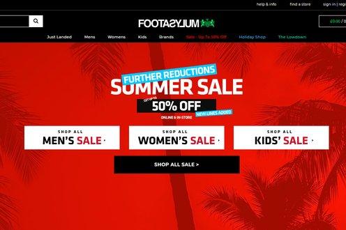 footasylum summer sale