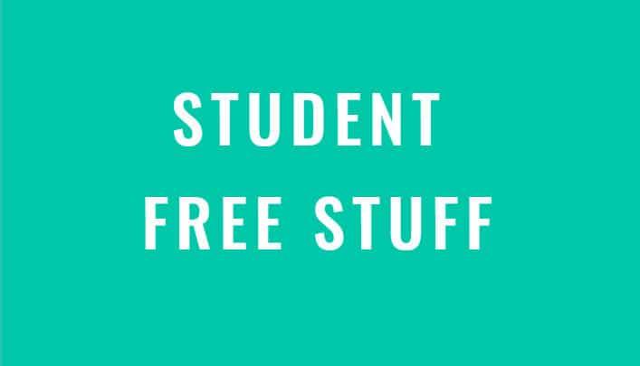 Best Students Free Stuff