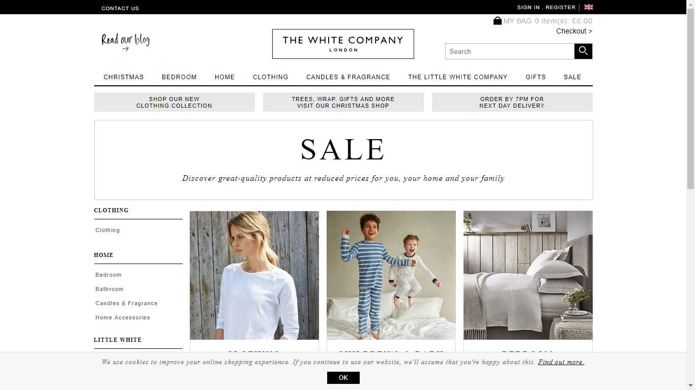 white company student discount