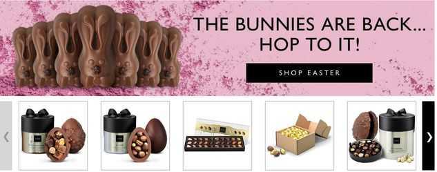 Hotel chocolat easter egg deals