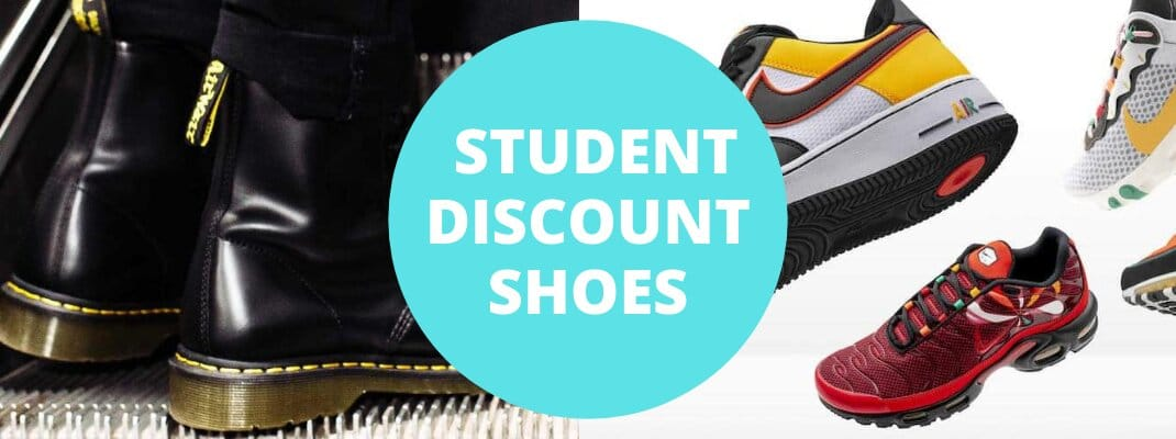 Student Discount Shoes