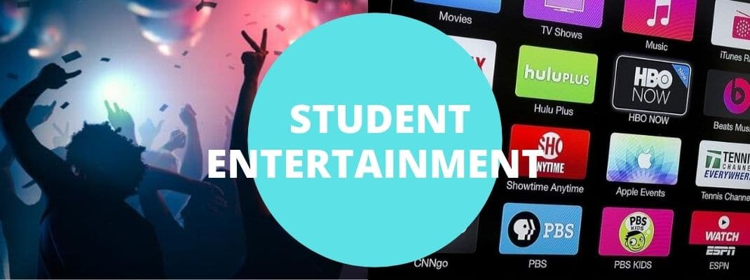 Student Entertainment