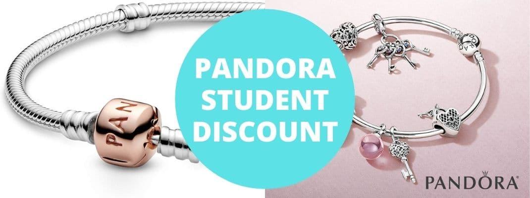 Pandora Student Discount 10 Code 60 Sale June 2021