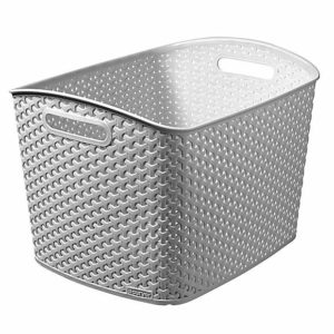 Grey Basket