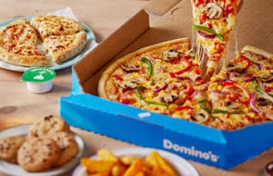 dominos pizza gift for students